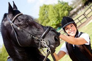 Bezpečnost na koni