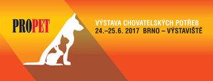 Výstava chovatelských potřeb PROPET v Brně