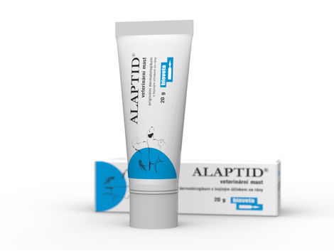 Obrázek produktu - ALAPTID veterinární mast 20 g