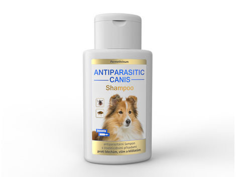 ANTIPARASITIC CANISSHAMPOO 200 ml