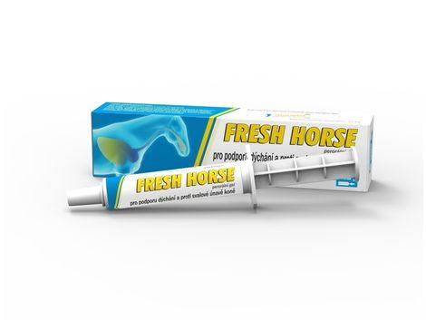 FRESH HORSE perorální gel pro koně 12,4 g