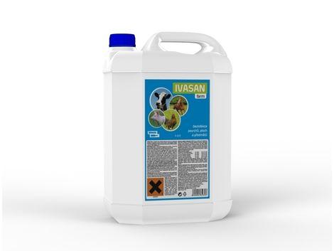 IVASAN Farm 10 l dezinfekční přípravek