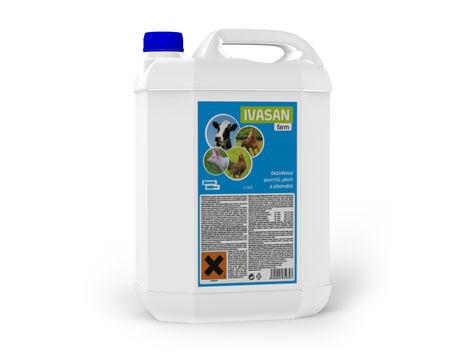 IVASAN Farm 5000 ml dezinfekční přípravek