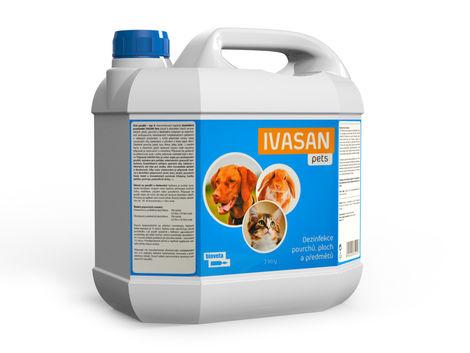 IVASAN Pets 3000 ml dezinfekční přípravek
