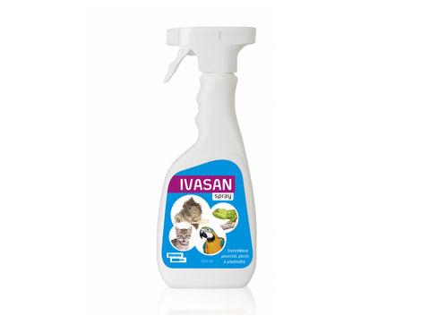 Obrázek produktu - IVASAN Spray  500 ml dezinfekční přípravek